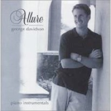 Cover image of the album Allure by George Davidson