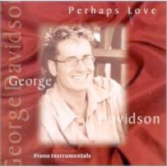 Cover image of the album Perhaps Love by George Davidson