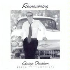 Cover image of the album Reminiscing by George Davidson