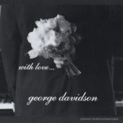 Cover image of the album With Love by George Davidson