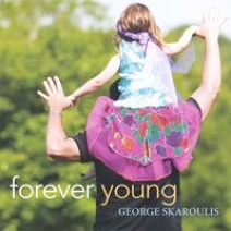 Cover image of the album Forever Young by George Skaroulis