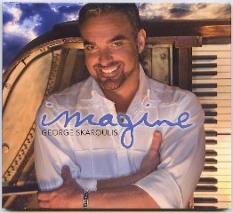 Cover image of the album Imagine by George Skaroulis