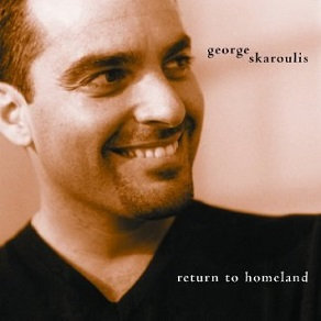 Cover image of the album Return to Homeland by George Skaroulis