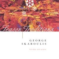 Cover image of the album Season Traditions by George Skaroulis