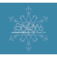 Cover image of the album Snow by George Skaroulis