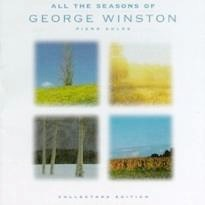 Cover image of the album All the Seasons of George Winston by George Winston