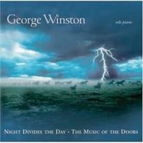Cover image of the album Night Divides the Day by George Winston