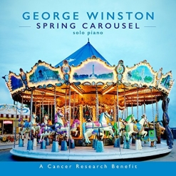 Cover image of the album Spring Carousel by George Winston