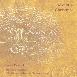 Cover image of the album Advent & Christmas (Solo Piano Variations) by Gerald Krampl
