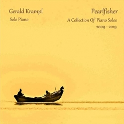 Cover image of the album Pearlfisher: A Collection of Piano Solos 2009-2019 by Gerald Krampl