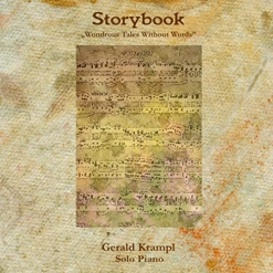 Cover image of the album Storybook - Wondrous Tales Without Words by Gerald Krampl