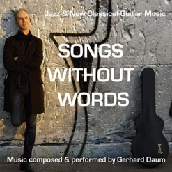 Cover image of the album Songs Without Words by Gerhard Daum