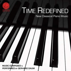 Cover image of the album Time Redefined by Gerhard Daum