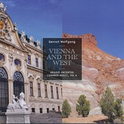Cover image of the album Vienna and the West by Gernot Wolfgang