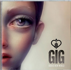 Cover image of the album Brave New World by GIG
