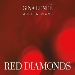 Cover image of the album Red Diamonds by Gina Lenee'