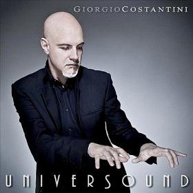 Cover image of the album Universound by Giorgio Costantini