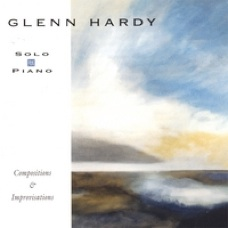 Cover image of the album Solo Piano: Compositions & Improvisations by Glenn Hardy