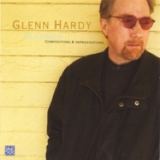 Cover image of the album Solo Piano II: Compositions & Improvisations by Glenn Hardy