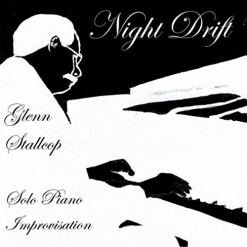 Cover image of the album Night Drift by Glenn Stallcop