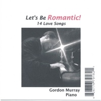 Cover image of the album Let's Be Romantic by Gordon Murray