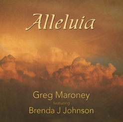 Cover image of the album Alleluia by Greg Maroney