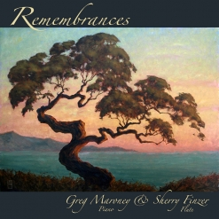 Cover image of the album Remembrances by Greg Maroney