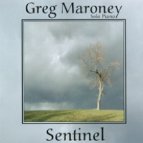 Cover image of the album Sentinel by Greg Maroney