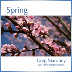 Cover image of the album Spring by Greg Maroney