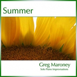 Cover image of the album Summer by Greg Maroney