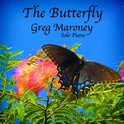 Cover image of the album The Butterfly (single) by Greg Maroney