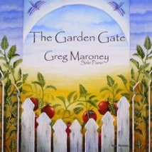 Cover image of the album The Garden Gate by Greg Maroney