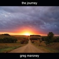 Cover image of the album The Journey by Greg Maroney
