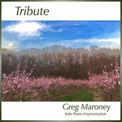 Cover image of the album Tribute (single) by Greg Maroney