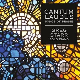 Cover image of the album Cantum Laudus by Greg Starr