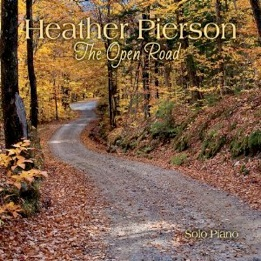 Cover image of the album The Open Road by Heather Pierson