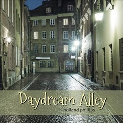 Cover image of the album Daydream Alley by Holland Phillips