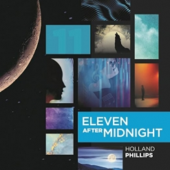 Cover image of the album Eleven After Midnight by Holland Phillips