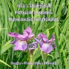 Cover image of the album Romantic Interludes by Iris Litchfield