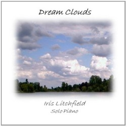 Cover image of the album Dream Clouds by Iris Litchfield