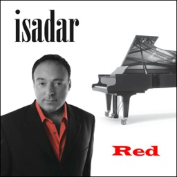 Cover image of the album Red by Isadar