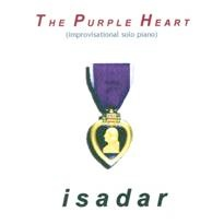 Cover image of the album The Purple Heart by Isadar