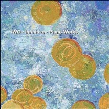 Cover image of the album Infinitive - Piano Works by IWO