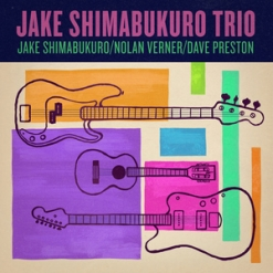 Cover image of the album Trio by Jake Shimabukuro