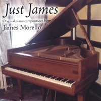Cover image of the album Just James by James Morello