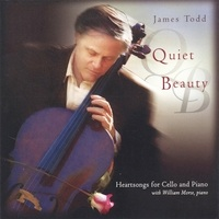Cover image of the album Quiet Beauty by James Todd