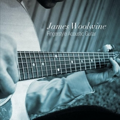 Cover image of the album Fingerstyle Acoustic Guitar by James Woolwine
