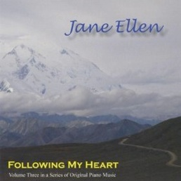 Cover image of the album Following My Heart by Jane Ellen