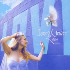 Cover image of the album Love by Janey Clewer