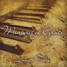 Cover image of the album Measures of Grace by Janice Faber